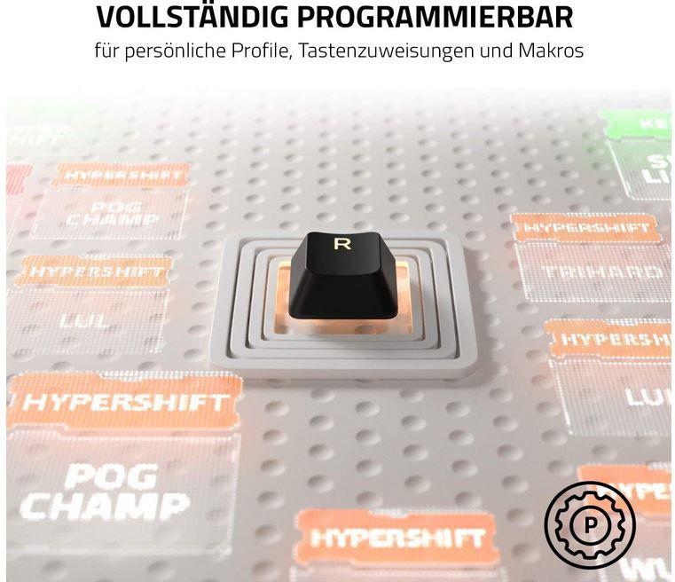Razer Cynosa V2 RGB Gamer Tastatur für 49€ (statt 67€)