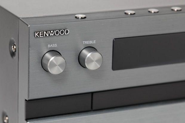 KENWOOD M 918DAB H Kompaktanlage (Anthrazit) für 149€ (statt 183€)