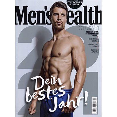 Jahresabo Men's Health für direkt reduzierte 19,90€ (statt 62€)