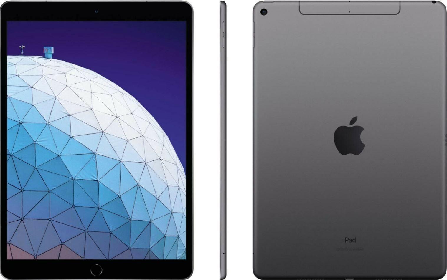 Apple iPad Air (2019) 64GB WiFi + LTE für 419€ (statt 521€)   keine OVP