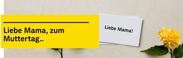 Selbst gestaltete Postkarte gratis verschicken