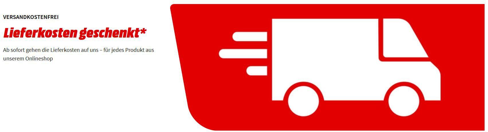 Tipp! Saturn und Media Markt bis Mai ohne Versandkosten und ohne MBW