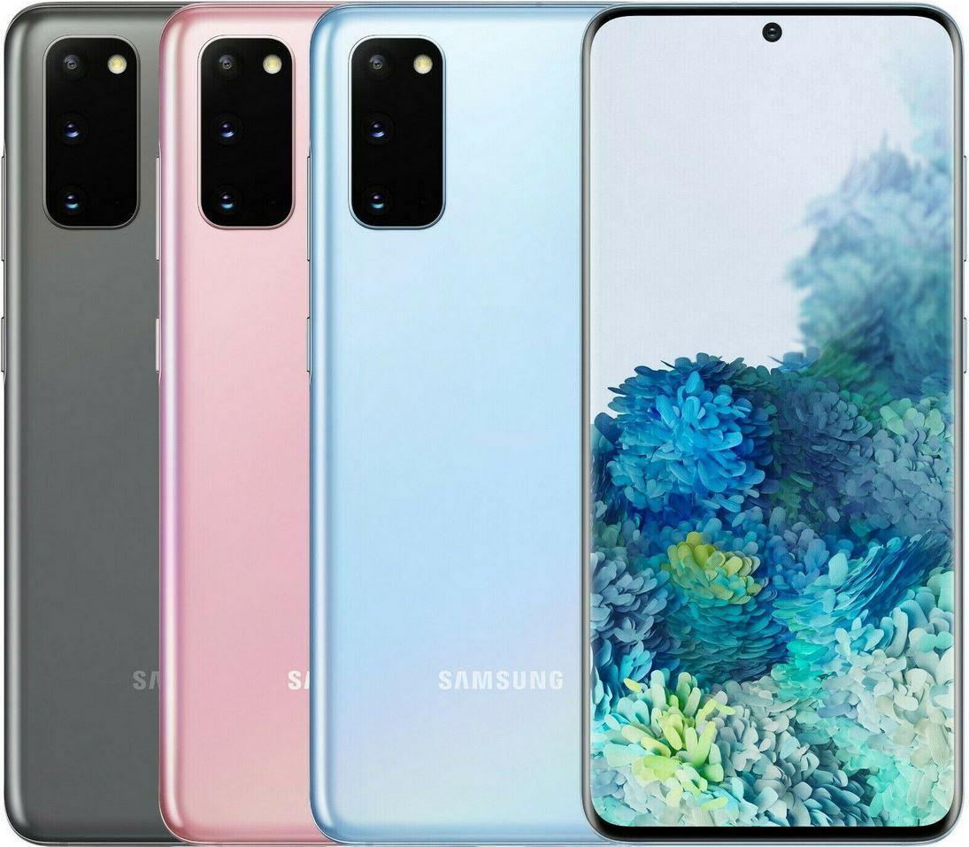 Samsung Galaxy S20 mit 128GB für 429€ (statt neu 639€)   refurb.