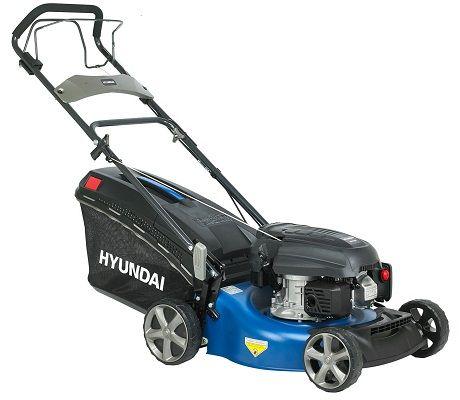 HYUNDAI Benzin Rasenmäher LM4602G mit Hinterradantrieb für 251,10€ (statt 289€)