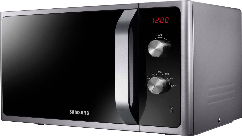 Samsung Mikrowelle MS23F300EES mit Auftauautomatik für 84,99€ (statt 115€)