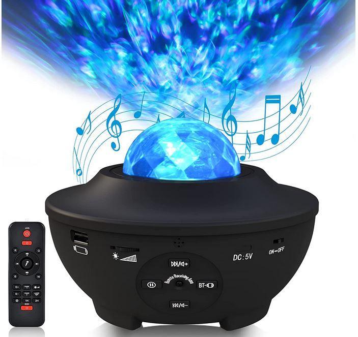 Sylvwin LED Sternenlicht Projektor für 25,99€ (statt 40€)