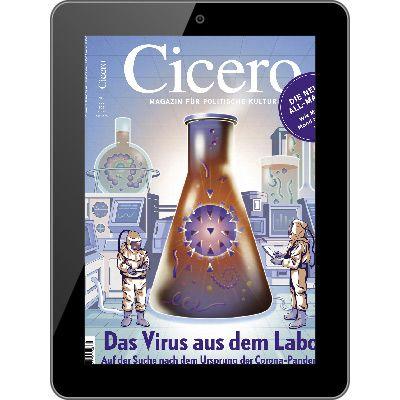 Jahresabo (12 Ausgaben) Cicero E-Paper für 2,49€ (statt 117,60€)