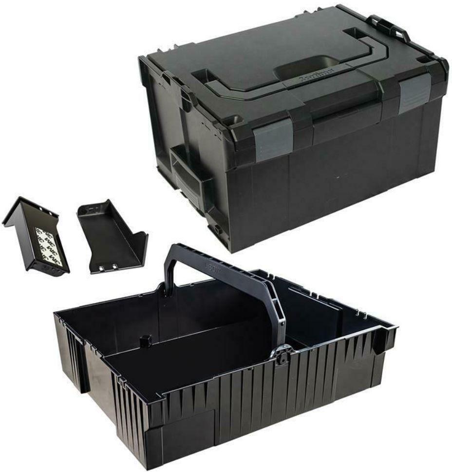 Sortimo Systemkoffer L Boxx 238 für 49,41€ (statt 54€)