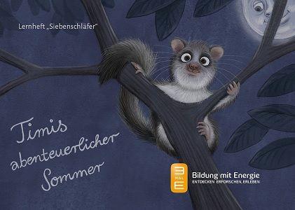 """Pixi Heft Timis abenteuerlicher Sommer – Lernheft """"Siebenschläfer"""" gratis"""