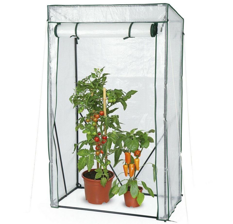 """Hohberg """"Tomaten"""" Gewächshaus (100x50cm) für 29,65€ (statt 40€)"""