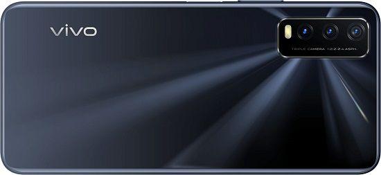 VIVO Y20s mit 128GB/4GB in Obsidian Black und Nebula Blue ab 149€ (statt 199€)
