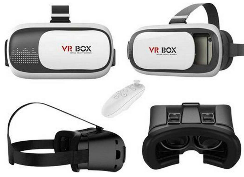 Veova VR Box Virtual Reality Brille für 7,77€ (statt 15€)