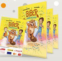 Zum Welttag des Buches u.a. ein Buchgeschenk für rund 1 Million Kinder