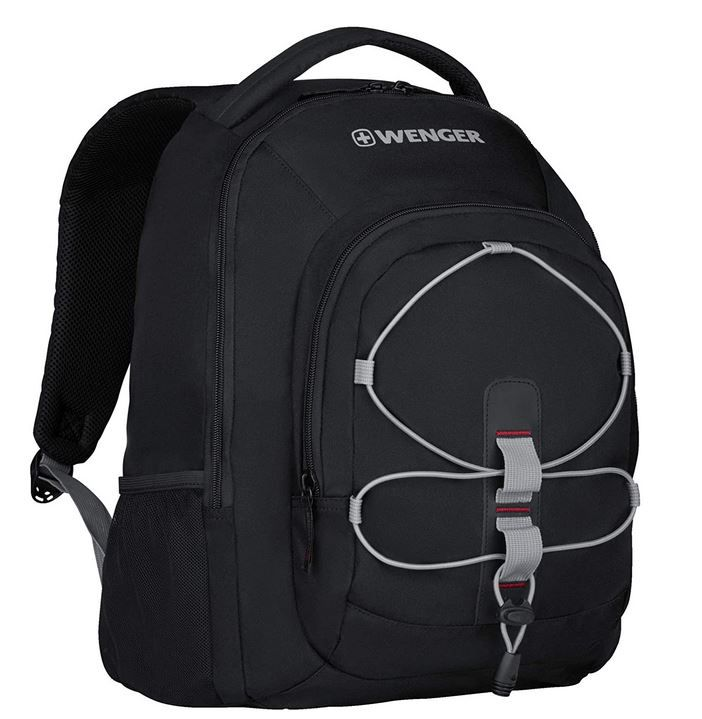 Wenger SwissGear Mars Rucksack mit Notebook und Tablet Tasche für 25€ (statt 32€)