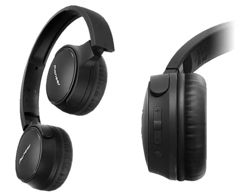 PIONEER SE S3BT B Bluetooth Kopfhörer ab 29,99€ (statt 43€)