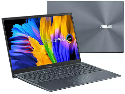 ASUS ZenBook 13 OLED   13,3 Laptop (512 GB, 16 GB RAM) + MS 365 Single für 689€ (statt 799€)