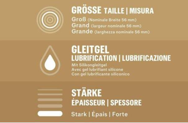 Durex Natural Feeling 16 Kondome latexfrei für 13,99€ (statt 18€)