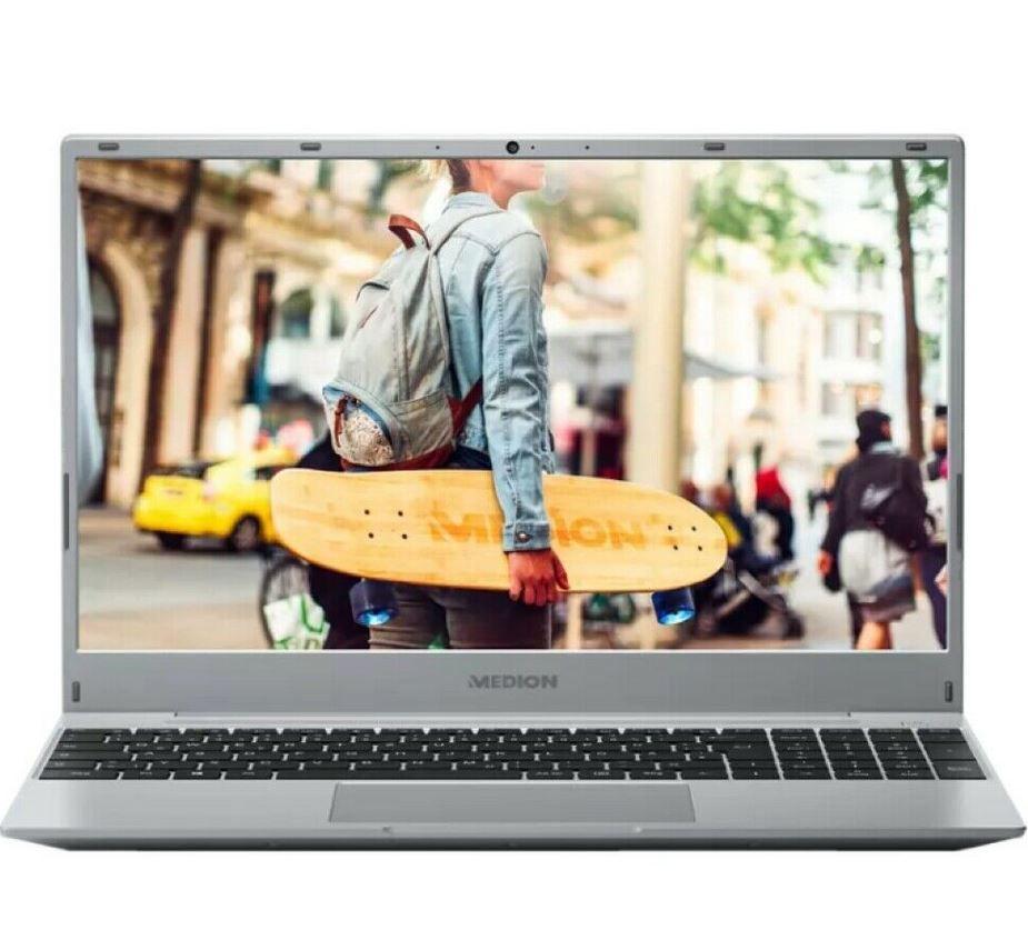 Medion Akoya E15302 -15.6 Notebook Ryzen 5 mit 16GB RAM 512GB SSD für 579€ (statt 649€)
