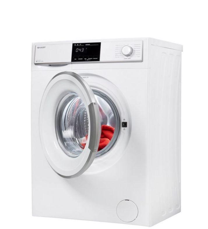 Sharp ES-HFB714AWA-DE Waschmaschine 7kg für 293,99€ (statt 367€)