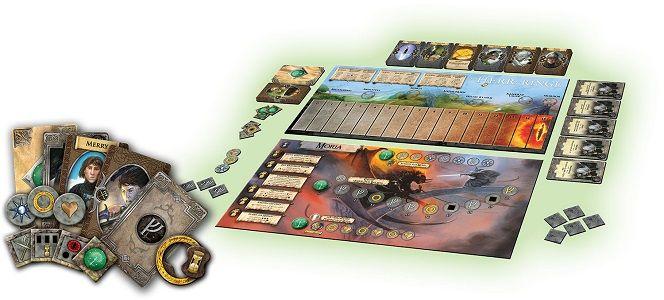 Kosmos   Der Herr der Ringe Brettspiel (Jubiläumsedition) für 28,70€ (statt 40€)   Vorbestellung