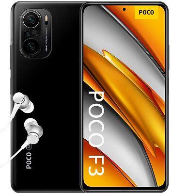 Xiaomi Poco F3 – 6,67″-Smartphone mit 5G, AMOLED und Snapdragon 870 für 309,90€ (statt 349€)