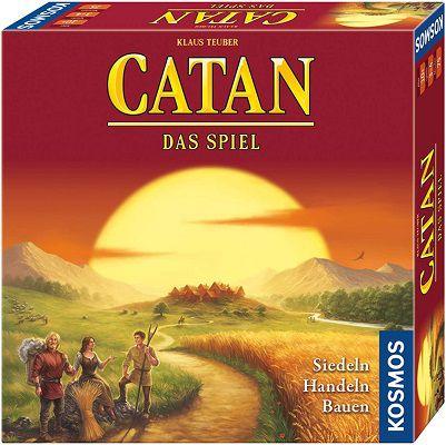 Kosmos Catan – Das Spiel für 17,99€ (statt 27€)