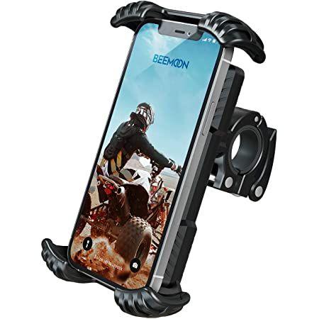 Beemoon H18 Handyhalterung für das Fahrrad, Bike & mehr für 7,46€ (statt 16€) – Prime