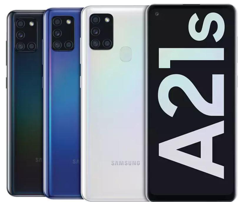 Samsung Galaxy A21s mit 32GB für 101€ (statt 155€)