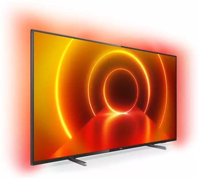 Saturn Weekend XXL Deals – z.B. PHILIPS 43PUS7805 – 43 Zoll UHD Ambilight TV für 359€ (statt 399€)