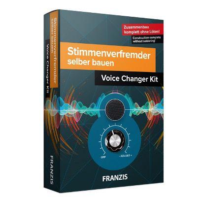Franzis Stimmenverfremder zum Selberbauen für 20€ (statt 25€)