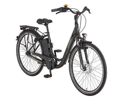 Prophete E Bike Alu City Navigator City Expedition 28 mit 100km Reichweite für 1.114€ (statt 1.429€)
