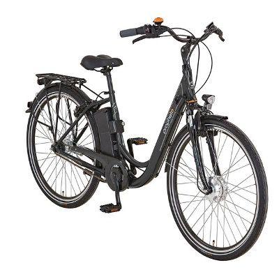 Prophete E-Bike Alu-City Navigator City Expedition 28″ mit 100km Reichweite für 1.114€ (statt 1.429€)