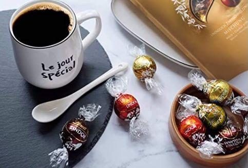 Lindt LINDOR Misch Beutel Schokoladen Kugeln (ca. 81 Kugeln) ab 13€ (statt 18€)