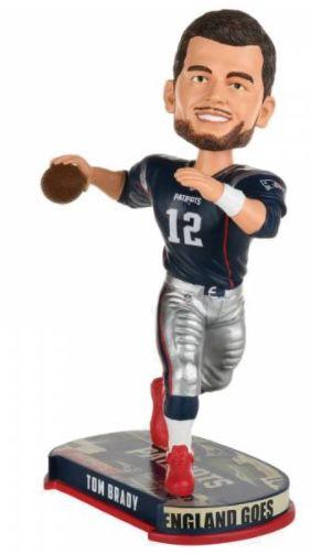 Bobblehead NFL New England Patriots Tom Brady #12 für 18,94€(statt 30€)