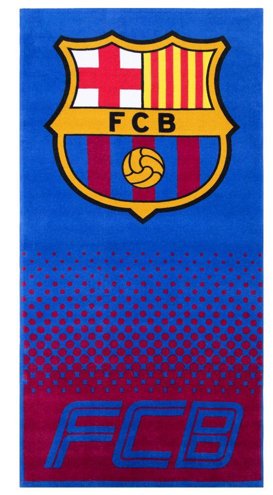 FC Barcelona Pulse Towel Handtuch 70 x 140 cm für 10,61€ (statt 18€)