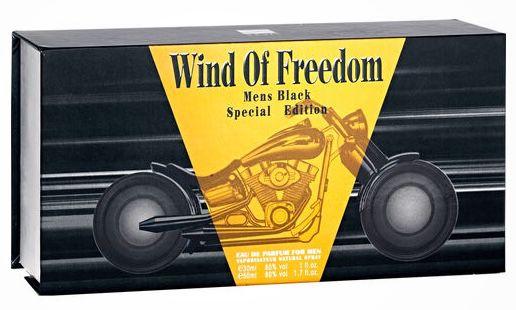 Jean Pierre Sand Wind of Freedom Black Edition Eau de Parfum (80ml) für 20,94€ (statt 30€)