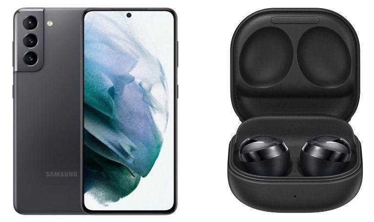 Samsung Galaxy S21 5G mit 256GB (!) inkl. Galaxy Buds Pro für 49€ + o2 Allnet Flat mit 40GB LTE für 34,99€ mtl.