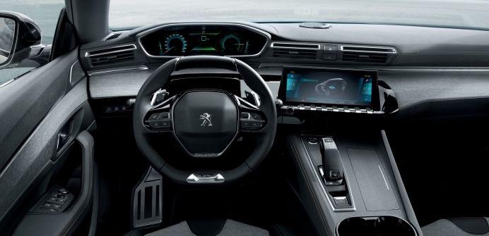 Peugeot 508 SW Allure Plug in Hybrid mit 224 PS für 284€ mtl. – LF: 0.61