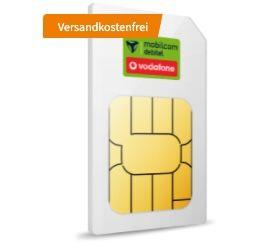 Vodafone Allnet-Flat mit 30GB LTE für 30€ mtl. + 500€ Saturn Wertgutschein