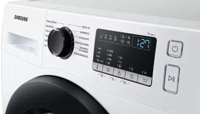 Samsung WW90T4042CE Waschmaschine mit 9kg für 367€ (statt 470€)