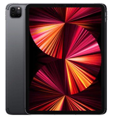 Apple iPad Pro 11″ 5G 2021 mit M1 Chip für 25€ mit O2 Daten-Flat mit 20GB LTE/5G für 49,99€ mtl.