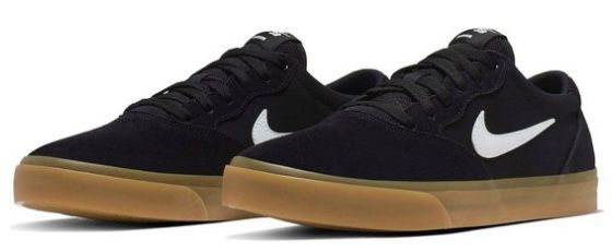 Nike SB Chron Solarsoft Sneaker mit atmungsaktivem Obermaterial für 44,99€ (statt 65€)   Neukunden 29,99€