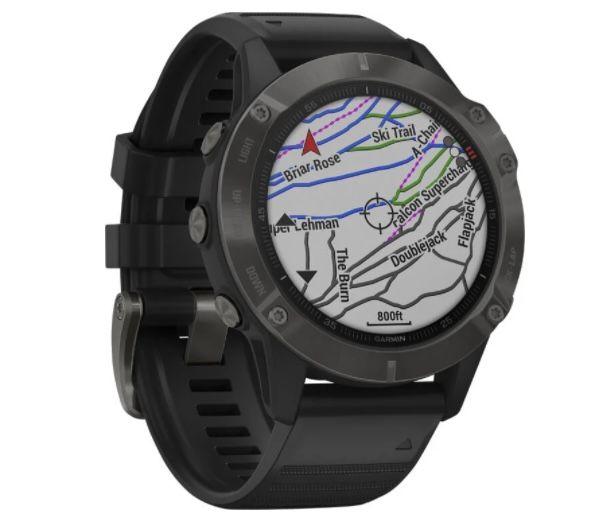 20% Rabatt auf ALLES bei Hervis – z.B. Garmin fenix 6 Sapphire GPS Smartwatch für 485€ (statt 619€)