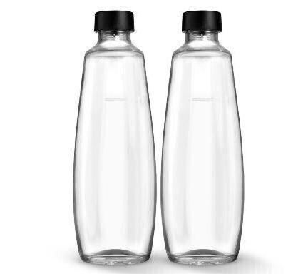 2er Pack SodaStream Duo 1 Liter-Glasflaschen für 20,91€(statt 25€)