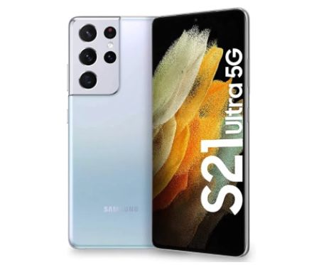 Samsung Galaxy S21 Ultra mit 256GB in Phantom Silver für 887,74€ (statt 1.029€)