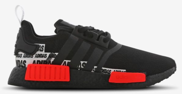 adidas Nmd R1 Taped Sneaker in Schwarz oder Weiß für je 79,99€ (statt 110€)