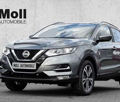 Nissan Qashqai mit 140 PS inkl. Winterpaket für 149€ mtl. – LF: 0.43