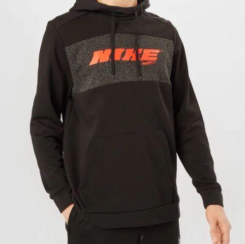 Nike Hoodie Dri-FIT Sport Clash in Schwarz für 22,45€ (statt 44€)