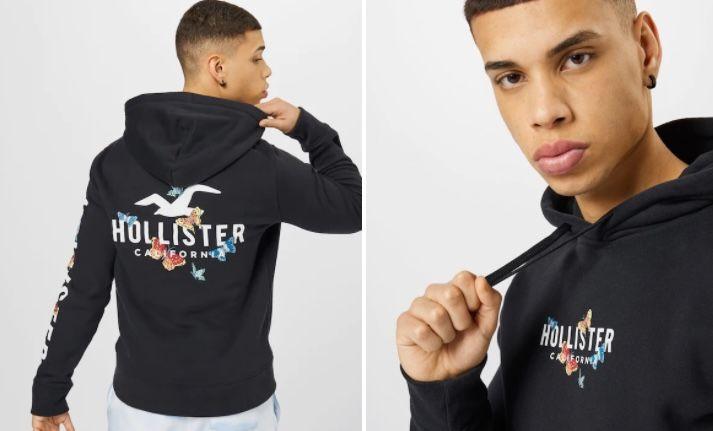 Hollister HCO Guys Sweatshirt mit Kapuze für 19,95€ (statt 42€)