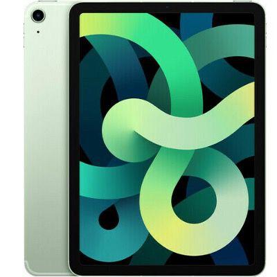 Apple iPad Air (2020) 64GB WiFi + 4G in Grün für 639,90€ (statt 689€)